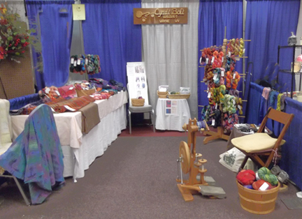 Tri-State Art & Craft Show - 2012
